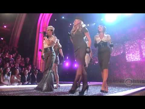 Spice Girls - Stop (Victoria's Secret Fashion Show 2007 Performance)