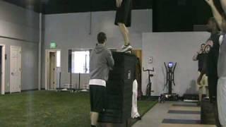 Cody Ransom 60in approach box jump (www.triplethreatperformance.net)