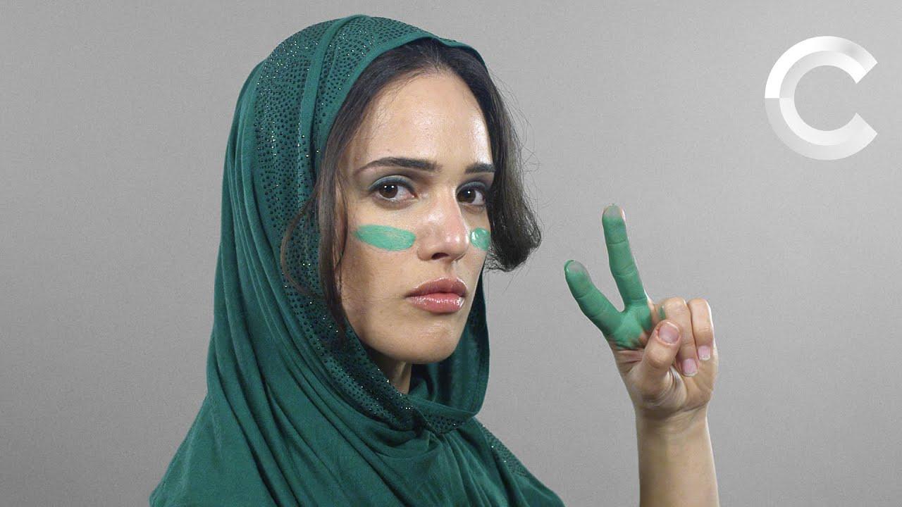 100 Years of Beauty - Episode 3: Iran (Sabrina)