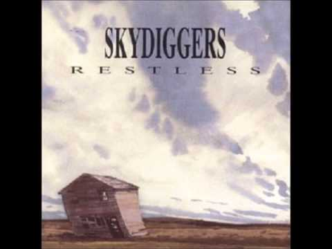 Skydiggers - Slow Burning Fire