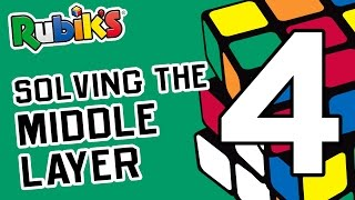 How To Solve A Rubik's Cube | OFFICIAL TUTORIAL PART 4
