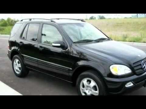 2003 Mercedes Benz Ml320 4matic Nashville Tn Youtube