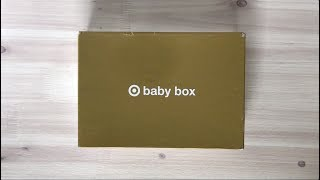 Unboxing | Target Baby Box Spring 2018
