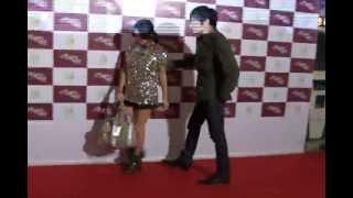[donga]Jang Donggun couple,After marriage outing(장동건-고소영 부부,결혼후 첫 나들이)