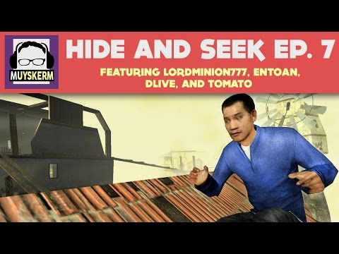 Hide and Seek Ep. 7 | Featuring Entoan, Wade, DLive, and Tomato