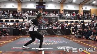 Judge Demo - Yoshie (BEBOP CREW/JPN) | 20150301 OBS Vol.9