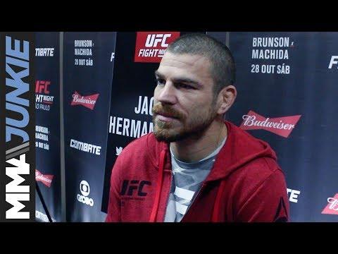 Jim Miller full pre-UFC Fight Night 119 interview