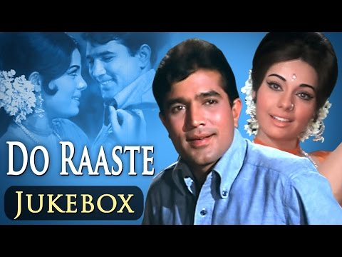 All Songs Of Do Raaste - Laxmekant Pyarelal - Lata - Mohd Rafi - Kishore Kumar - Mukesh video