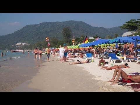 Phuket 2014 - Thailand - Patong Beach