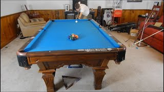 How to Make the 9 Ball on the Break | One Shot Win