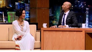 Seifu on EBS:Seifu on EBS: Interview With Best Actress Award Winning Kalkidan Tibebu Part Two