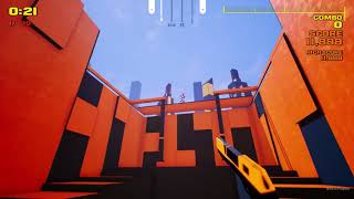 All Day Dying - Super Fast Paced and Incredibly Intense Run, Gun and Die FPS!