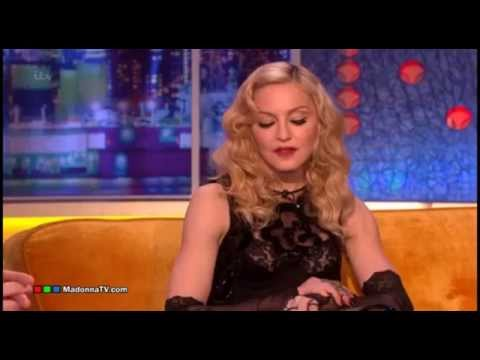 Madonna On ' The Jonathan Ross Show ' Feb 26th 2015.[full] video