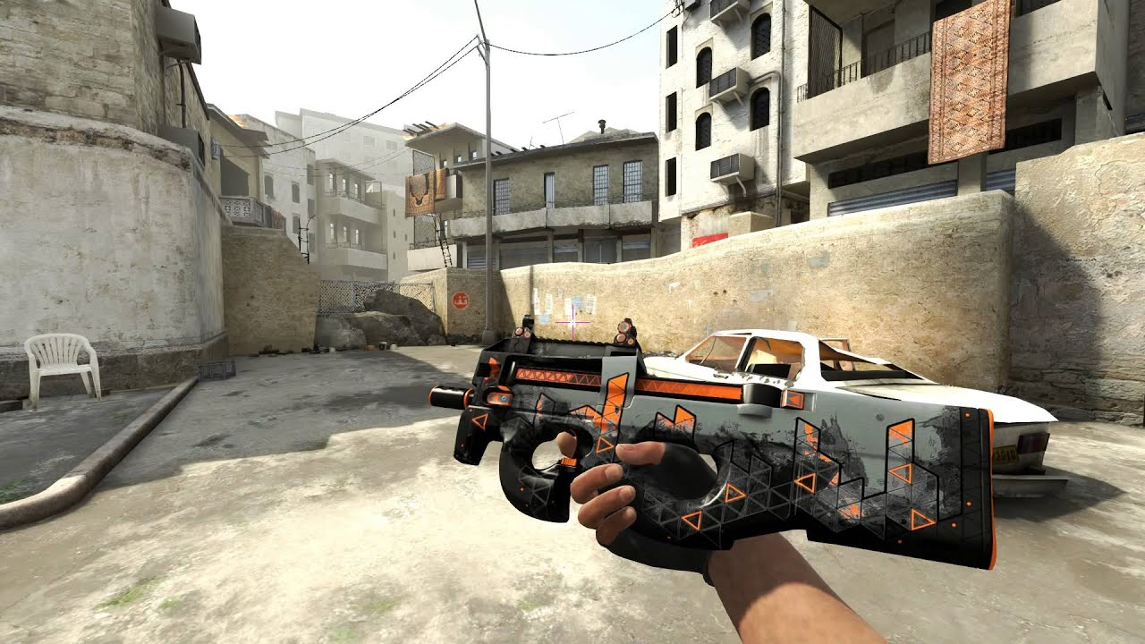 Фото p90 из кс го cs go sell items for real money