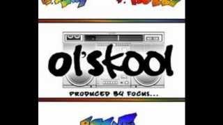 O'l skool hiplife mix vol.1