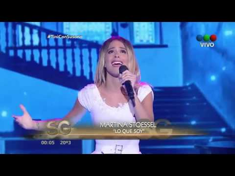 "Susana Gimenez (17.12.2014) - Martina Stoessel ""Lo que Soy"""