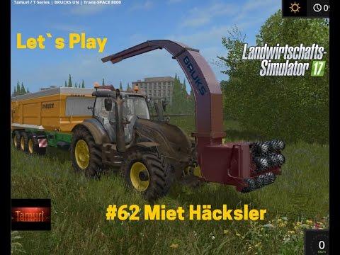 LS17 Winterberg Tiere und mehr Let`s Play #62 Miet-Häcksler