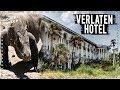 KROKODIL In VERLATEN HOTEL (Thailand)