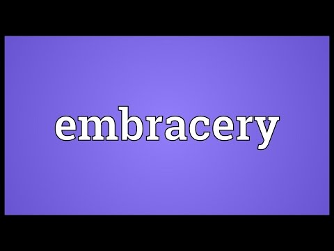 Header of embracery