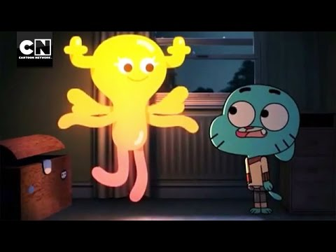 Penny Comes Out Of Her Shell I The Amazing World Of Gumball I Cartoon Network video