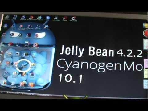 Rom CM 10.1 JB 4.2.2 by Maclaw - Galaxy Ace S5830/B/L (EspañolMX)