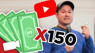 How to 150x Your YouTube $$ with a Business Plan [Trailer]