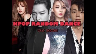 KPOP RANDOM DANCE OLD SONGS (2008-2015)