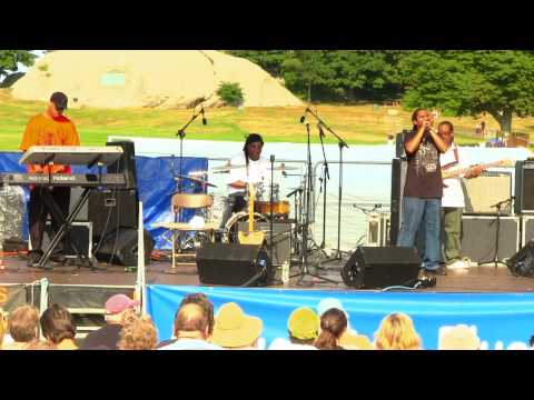 Kenny Neal Live @ Gloucester Blues Festival 8/11/12