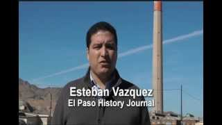 The El Paso History Journal at Asarco in Jan 2013 [En Espanol]