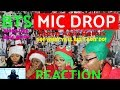 BTS MIC DROP (STEVE AOKI REMIX) MV REACTION