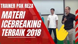 Materi Ice Breaking TERBAIK 2018 - Silakan digunakan !
