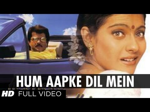 Hum Aapke Dil Mein Rehte Hain Title Song | Anil Kapoor, Kajol video