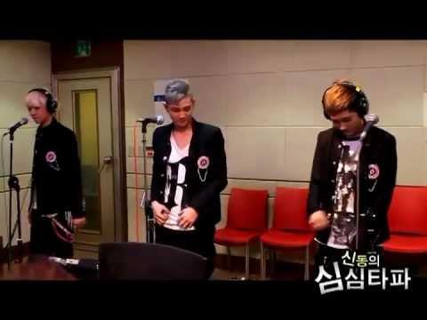 120412 NUEST - FACE (Shim Shim Tapa Radio)