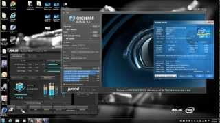 ASUS Z77 Ivy Bridge Overclocking Demo - PC Perspective