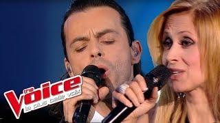Lara Fabian & Nuno Resende – Adagio   The Voice France 2013   Finale