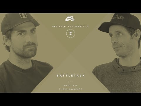 BATB X | BATTLETALK: Week 12 - with Mike Mo and Chris Roberts
