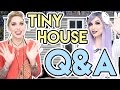 Tiny House Q&A | Poletti Twins