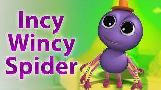 Incy Wincy nhện | trẻ em vần | nhac thieu nhi hay nhất | Itsy Bitsy Spider | kids ABC TV Vietnam