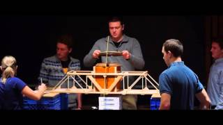 Civil Engineering First Year Project