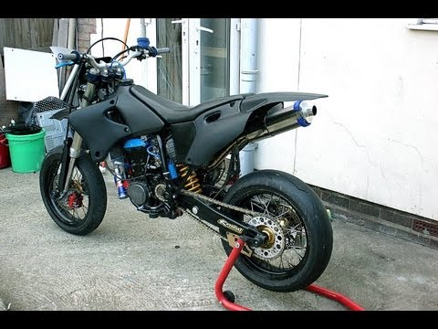 Yamaha It Street Legal