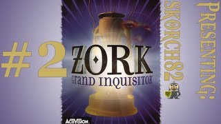 Zork: Grand Inquisitor - Part 2_ The Underground