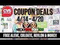 Lagu *58 BREAKDOWNS* CVS Coupon Deals 414 - 420 ~ FREE Aleve, Colgate, Revlon Cosmetics & MORE!