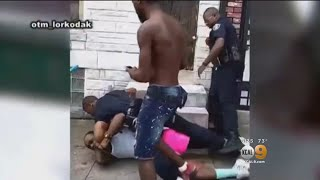 Cop Resigns After Video Of Him Beating Man Goes Viral