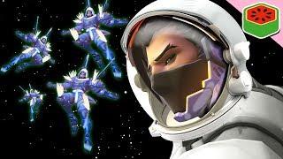 SPACE INVADERS | Overwatch Custom Game
