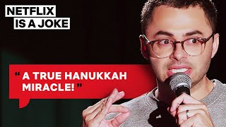 Joe Mande Almost Ruined Hanukkah | Netflix Is A Joke