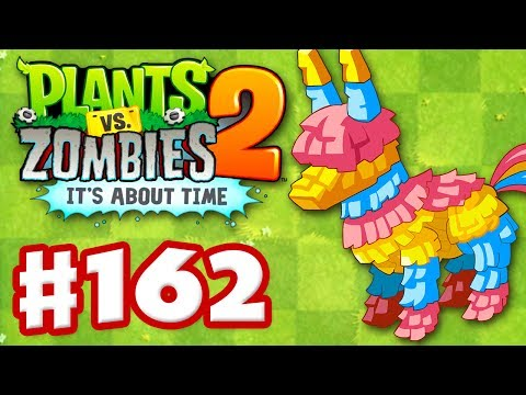 Plants vs. Zombies 2: It's About Time - Gameplay Walkthrough Part 162 - Piñata Party (iOS)