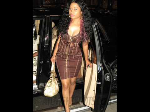 BowWow ft. Nicki Minaj - K-i-s-s My A-s-s w/ LYRICS