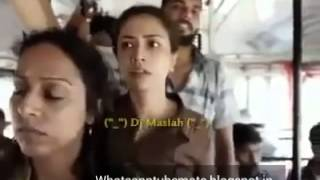 Download Funny situation in a bus between boy and girl 3Gp Mp4