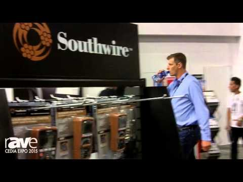 CEDIA 2015: Southwire Features Its Full Line of Voice Data Tools & Electrical Tools for Installers