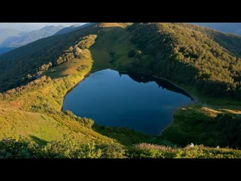 Lake Hukou Mysterious And Unusual Place In The Western Caucasus